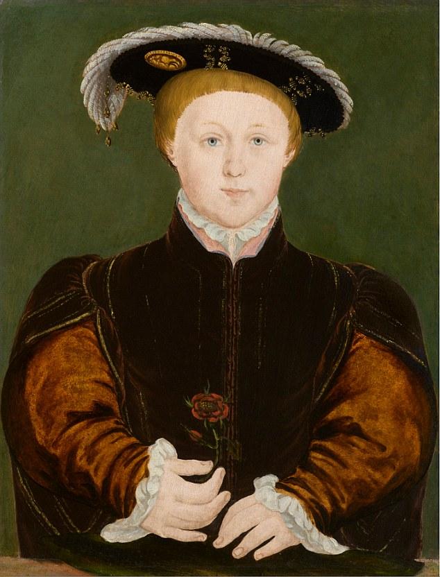 Edward VI painting