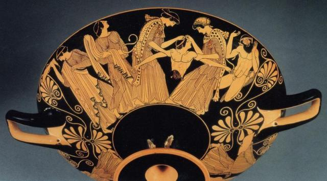 pentheus vase