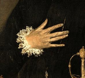 El Greco hand