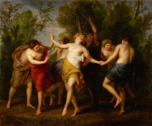 Dance of the Maenad