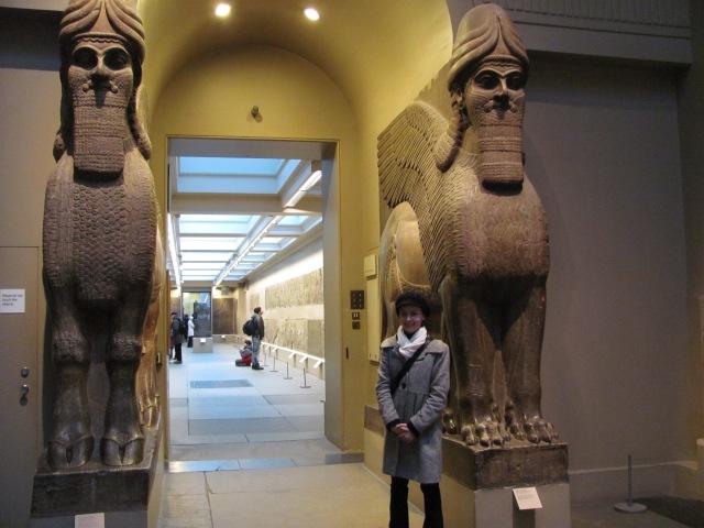 Lamassu British Museum