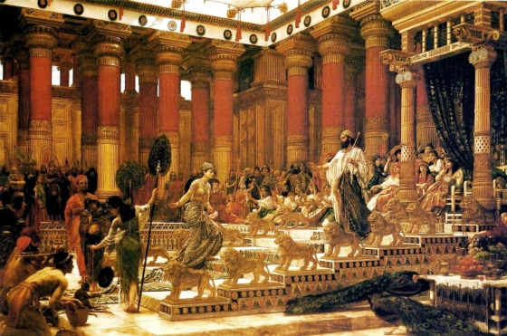 The Visit of the Queen of Sheba