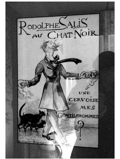 Rodolphe Salis cabaret