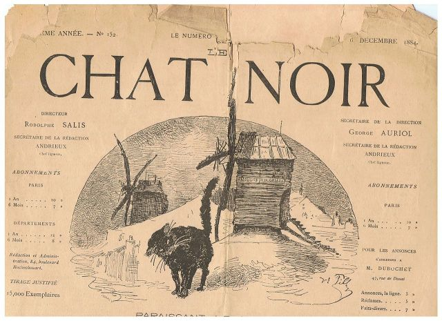 CHAT_NOIR_journal,_number_152,_6_Decembre_1884