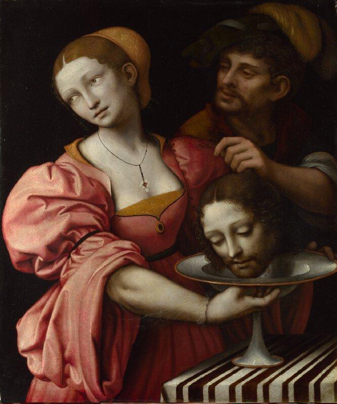 Salome, Giampietrino, 1510 - 30