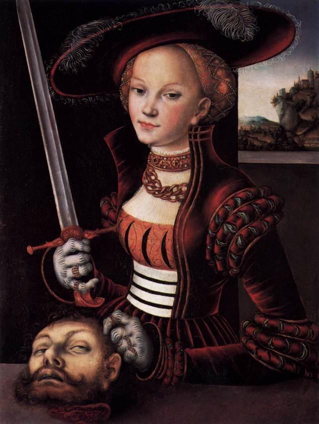 Lucas_Cranach_d._Ä._-_Judith_Victorious_-_WGA05720