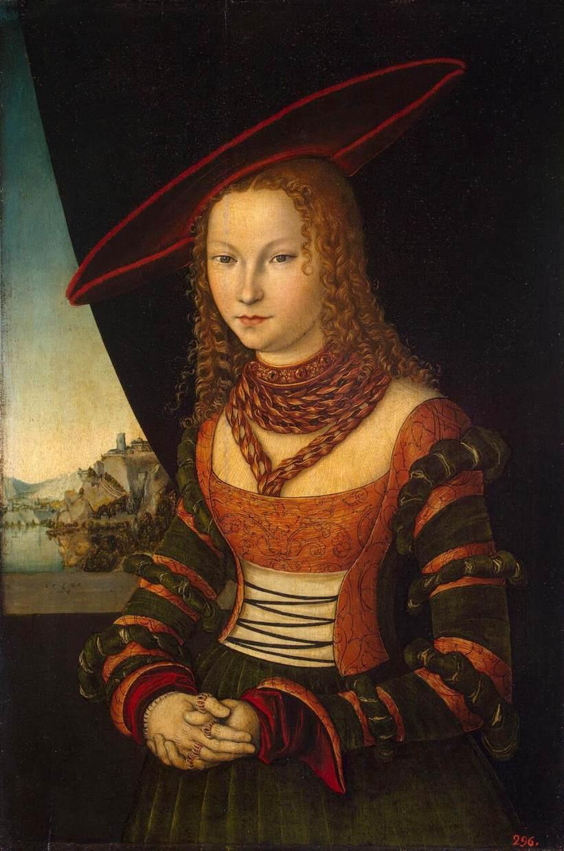 Lucas_Cranach_d._Ä._-_Portrait_of_a_Woman_-_WGA05679