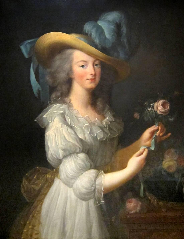 Marie Antoinette, Elisabeth Vigée Lebrun