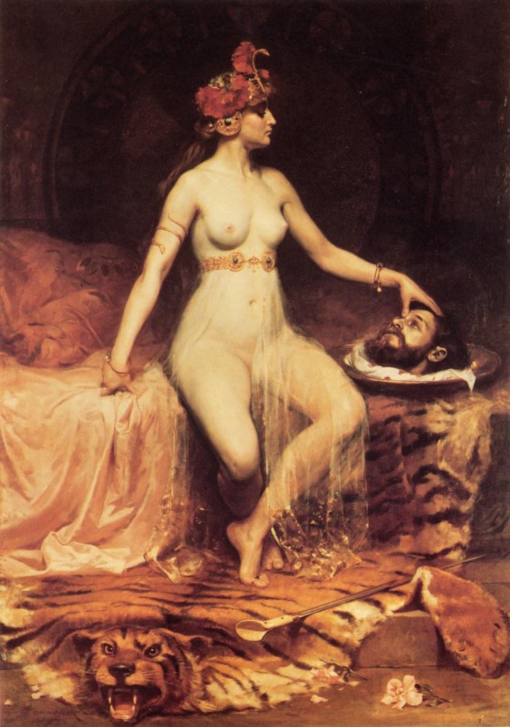 Salome, Pierre Bonnaud, 1900