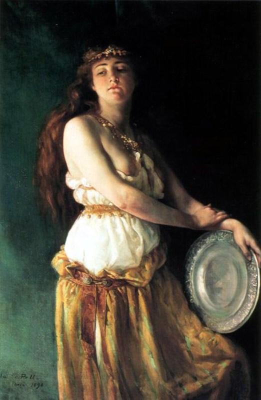 Salome, Ella Ferris Pell, 1890
