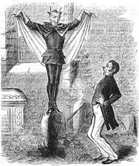 Spring-heel'd Jack, The Terror of London