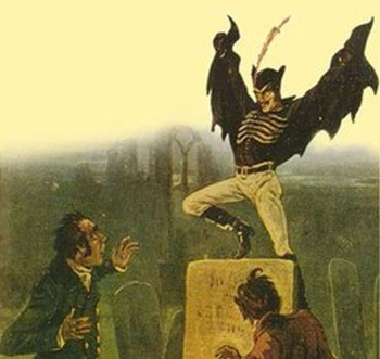 Spring Heeled Jack - The Terror of London, 1904