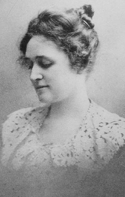 Helen Hyde portrait
